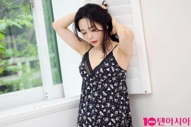 [TEN 포토] 김은정 '치명적인 향기'