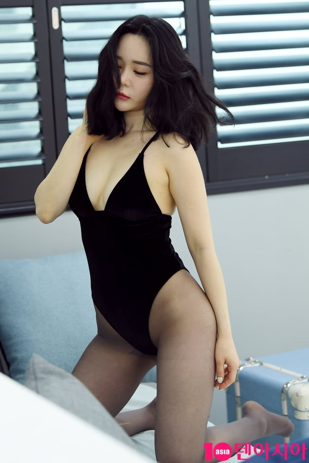 [TEN 포토] 김은정 '남심 무장해제'