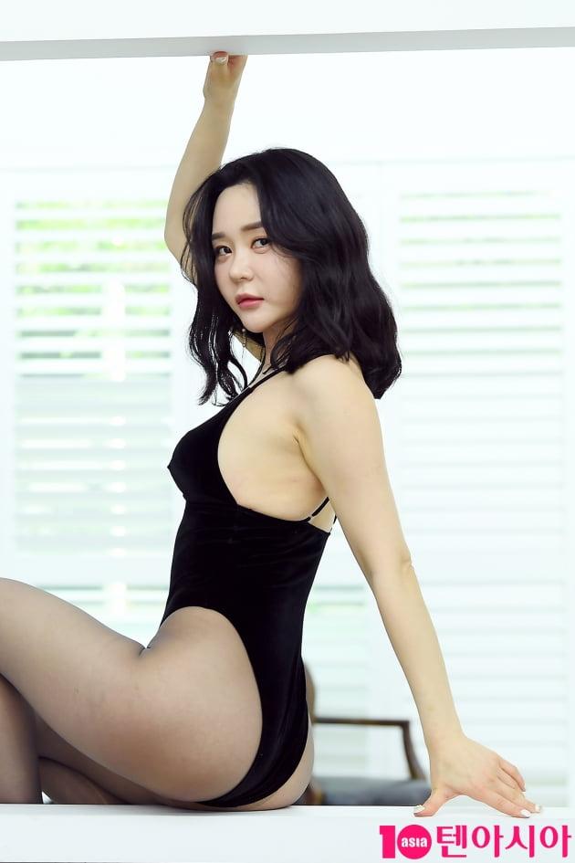 [TEN 포토] 김은정 '섹시미로 압도해'