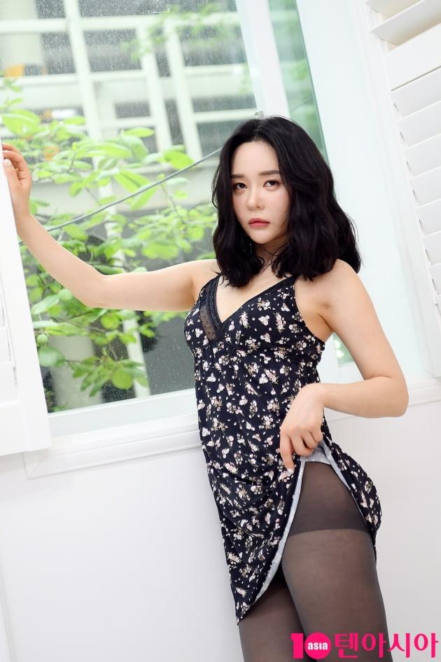 [TEN 포토] 김은정 '섹시함에 치인다'