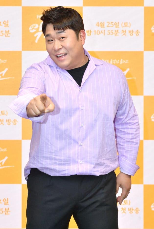 [TEN 포토] '악인전' 문세윤, '유쾌한 에너지 가득'