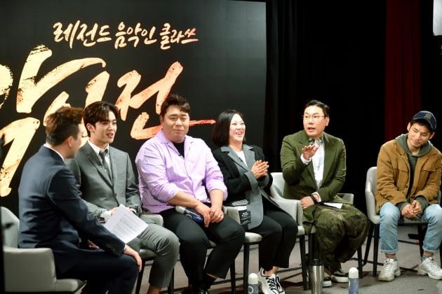 '악인전' 제작발표회/ 사진=KBS2 제공