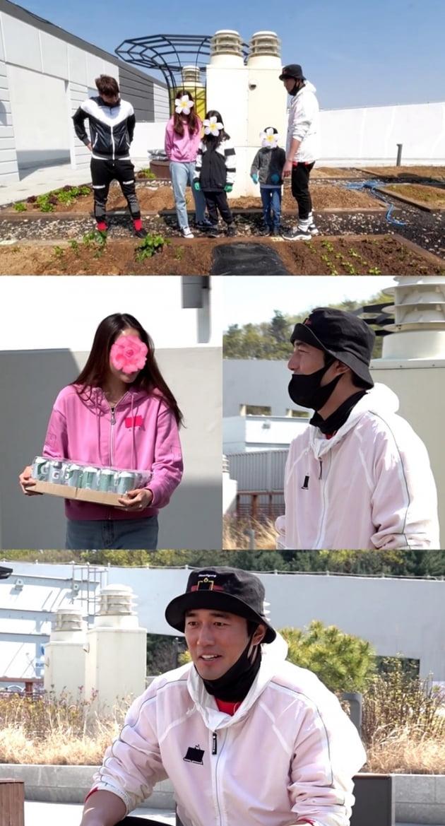 '전지적 참견 시점' 조한선 가족 / 사진 = MBC 제공