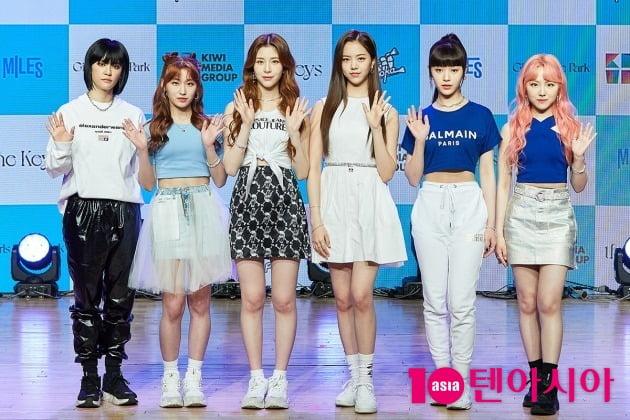 그룹 공원소녀 / 사진제공=MILES