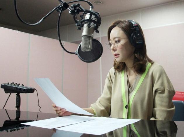 배우 소유진이 윤봉길 의사 업적을 기리는 영상에 재능기부했다. / 사진제공=서경덕 교수팀