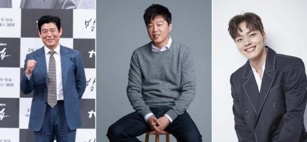 배우 성동일, 김희원, 여진구 / 사진=tvN 및 각 소속사 제공