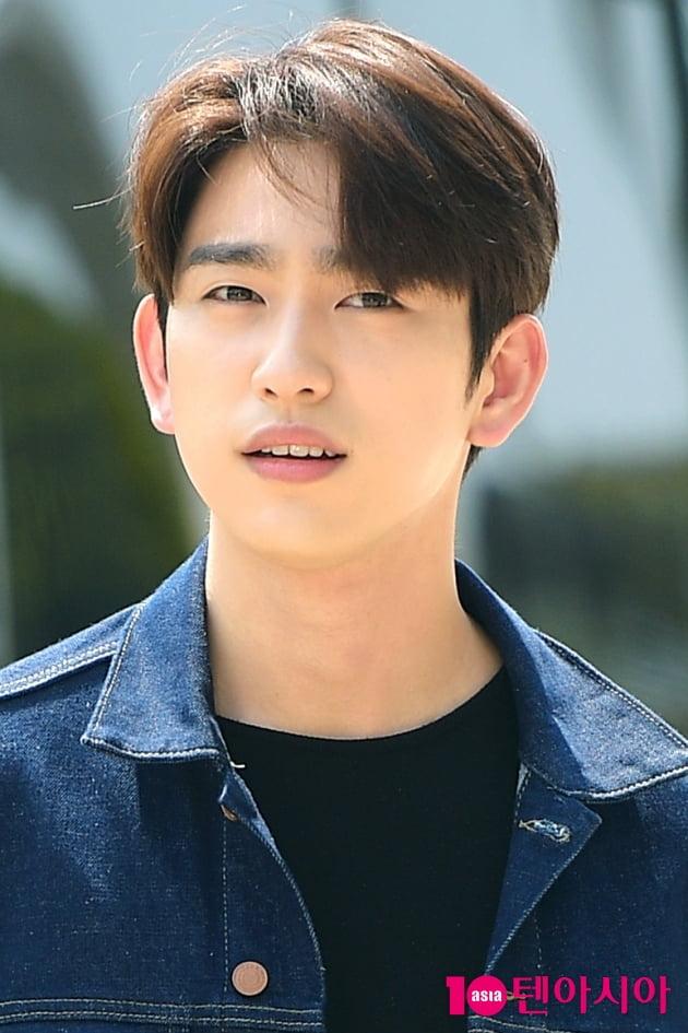 [TEN 포토] 갓세븐 진영, '잘생긴 귀공자 비주얼'