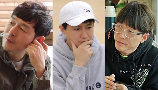 '살림남2'에 출연하는 김가온(왼쪽부터), 김승현, 팝핀현준/ 사진=KBS2 제공