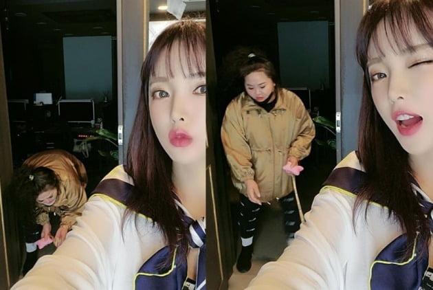 /사진=홍진영 인스타그램