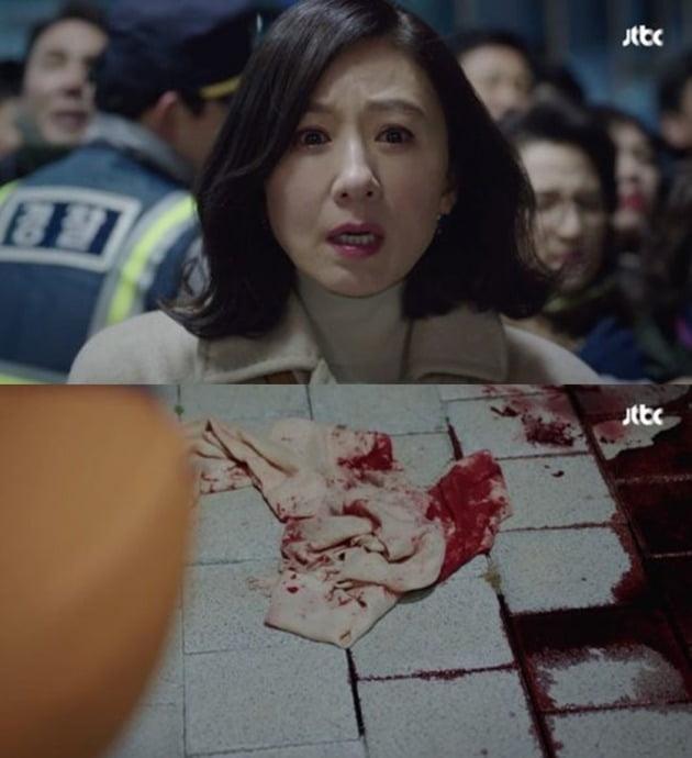 사진=JTBC '부부의 세계' 방송 화면.