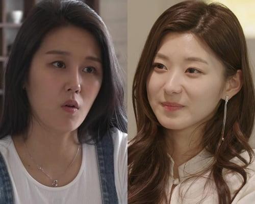 학폭 의혹을 받고 있는 예능 프로그램 출연자 김유진(왼쪽)와 이가흔/ 사진=MBC, 채널A 제공