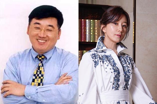 이찬진 김희애 부부 /사진=페이스북, JTBC