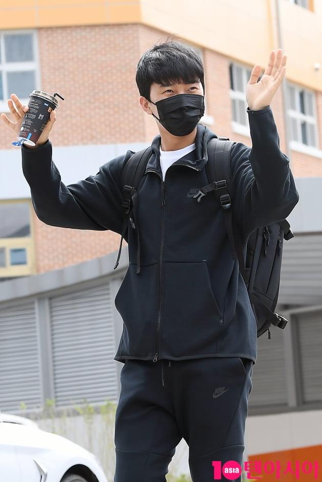 [TEN 포토] 미스터트롯 임영웅 '빈틈없는 비주얼'