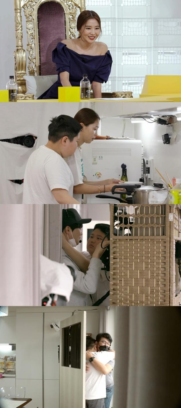 '신상출시 편스토랑' 오윤아 민이 / 사진 = KBS 제공