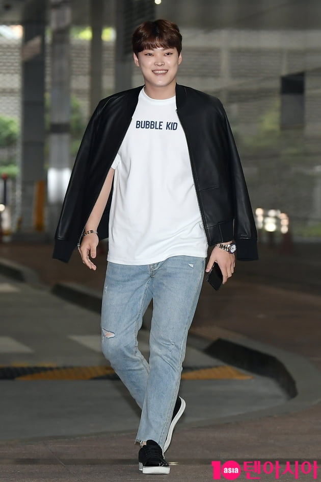 [TEN 포토] 김경민 '매혹적인 미소'