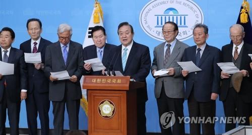 """[총선 D-11] 민주, 동교동계 원로 복귀선언에 """"총선 전 허용여지 없어"""""""
