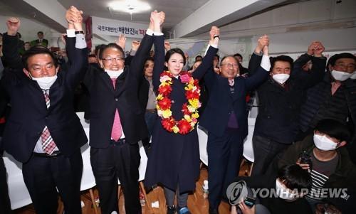 """[당선인 인터뷰] 배현진 """"국민 마음 헤아리는 '국민대변인' 되겠다"""""""