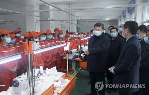 """시진핑 '사법 물갈이' 가속하나…""""푸정화 사법부장 교체설"""""""