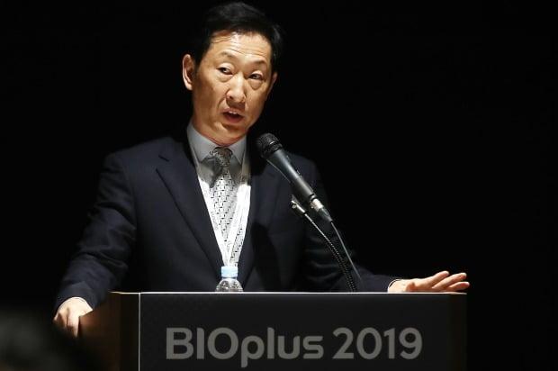 고한승 삼성바이오에피스 사장. 사진=연합뉴스