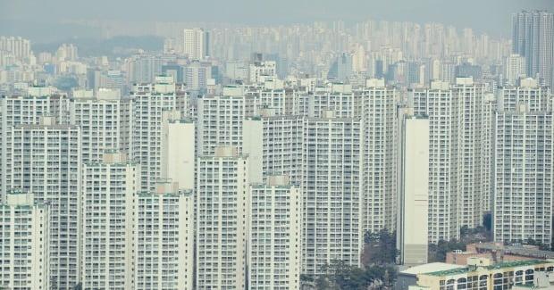 서울 강남 아파트 밀집지역. /연합뉴스