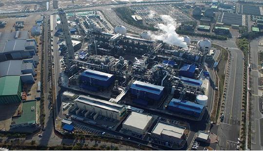 SK가스, 사우디 석유화학 사업 진출