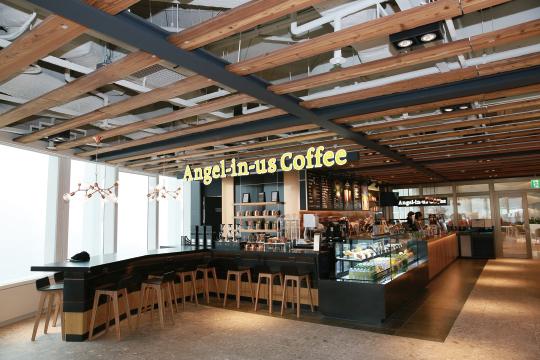 엔제리너스, 최상의 '커피 맛' 위해 품질 강화에 총력