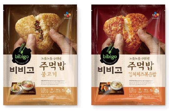 CJ제일제당, 간편식 '비비고 주먹밥' 출시