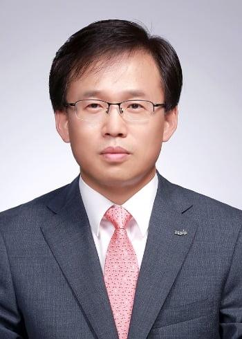 박철영 신임 전무이사.(사진=한국예탁결제원)