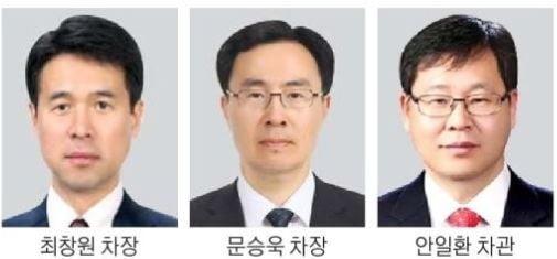 국조실 1차장 최창원·2차장 문승욱·기재부 2차관 안일환