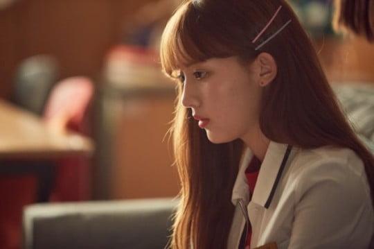 '인간수업' 정다빈/사진=넷플릭스