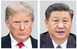 도널드 트럼프·시진핑