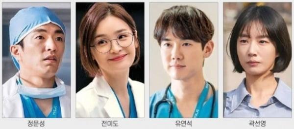 정문성·전미도·유연석·곽선영…'슬의생' 배우들, 무대 잇단 출격