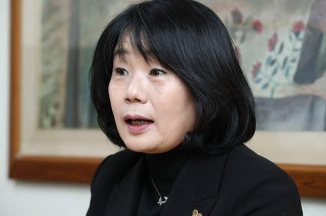 윤미향 더불어민주당 국회의원 당선인. [연합뉴스]