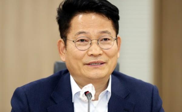 송영길 더불어민주당 의원 /사진=연합뉴스