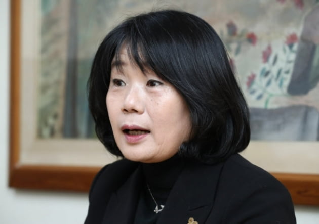 윤미향 더불어민주당 국회의원 당선자. [연합뉴스]