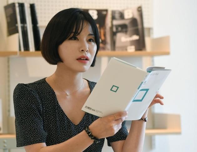 """""""가장 모순된 감정 '사랑' 탐구…소설 읽는 듯한 서사로 담았죠"""""""