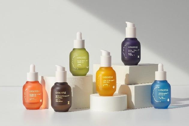 신세계백화점은 22일 스킨케어 브랜드 '오노마'(onoma)를 출시한다고 21일 밝혔다. 사진=신세계백화점 제공