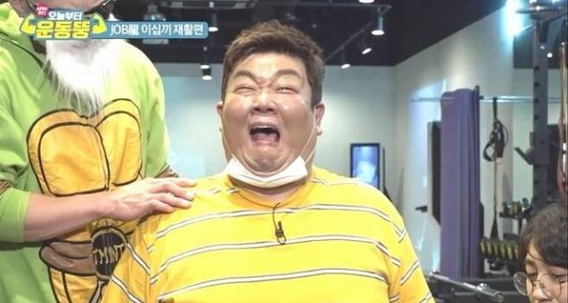 유민상 합류 '오늘부터 운동뚱' / 사진 =  '오늘부터 운동뚱' 방송 캡처