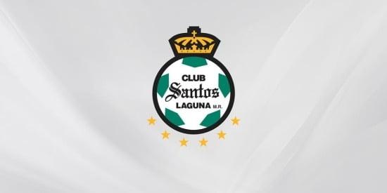 멕시코 프로축구 구단 산토스 라구나 엠블럼 / 사진 = 산토스 라구나 공식 홈페이지