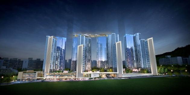 '조국 아파트' 방배삼익, 랜드마크급으로 재건축된다