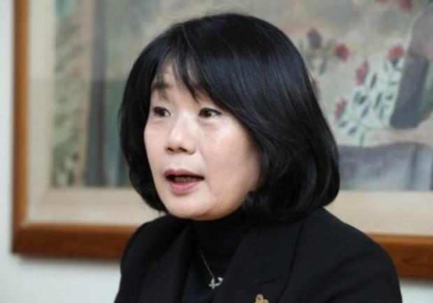 윤미향 더불어민주당 비례대표 당선인. [연합뉴스]
