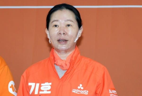권은희 국민의당 신임 원내대표 /사진=뉴스1