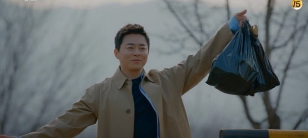 조정석 소감 / 사진 = '슬기로운 의사생활' 방송 캡처