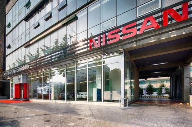 닛산이 한국 시장을 철수한다고 발표했다. 사진=한국닛산