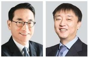 홍원표 삼성SDS 대표·이준호 NHN 회장