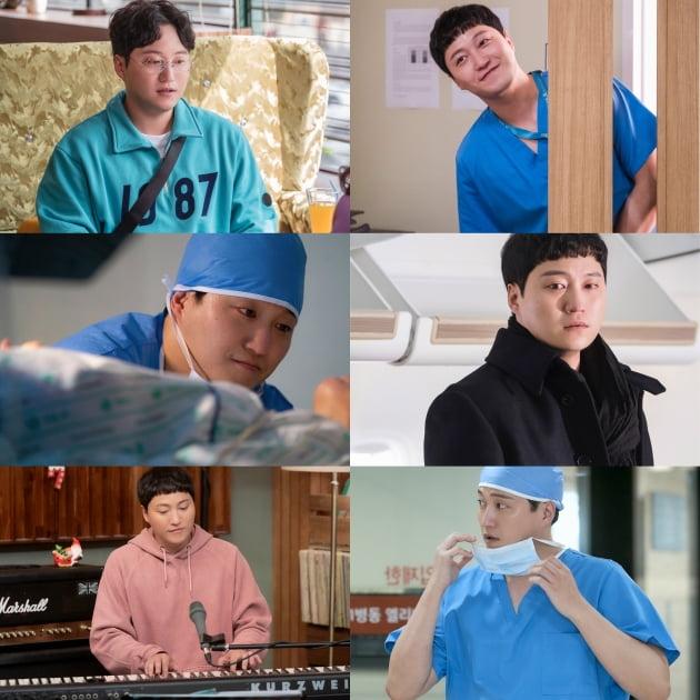 김대명/사진=tvN '슬기로운 의사생활'