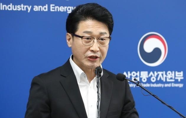 산업통상자원부 이호현 무역정책관. 사진=연합뉴스
