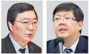 김홍업 이사장·김홍걸 당선자