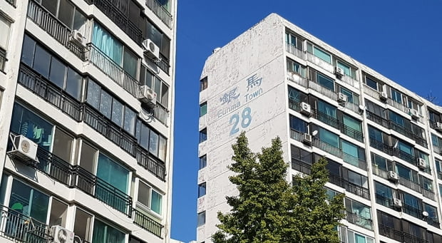 서울 강남구 대치동 은마아파트 /한경DB