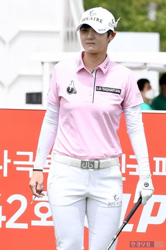 [포토] 박성현, '이제 시작이야~'